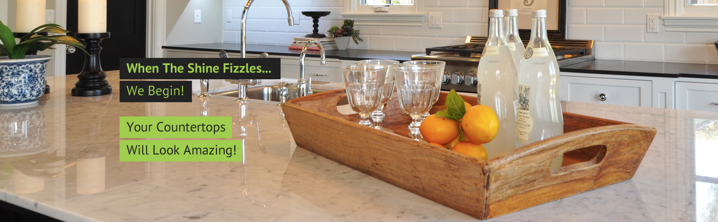 seal marble countertops
